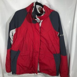 🍊Well-loved Women's Columbia Jacket (XL)